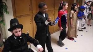 Lower Elementary Wax Museum @ LE classrooms